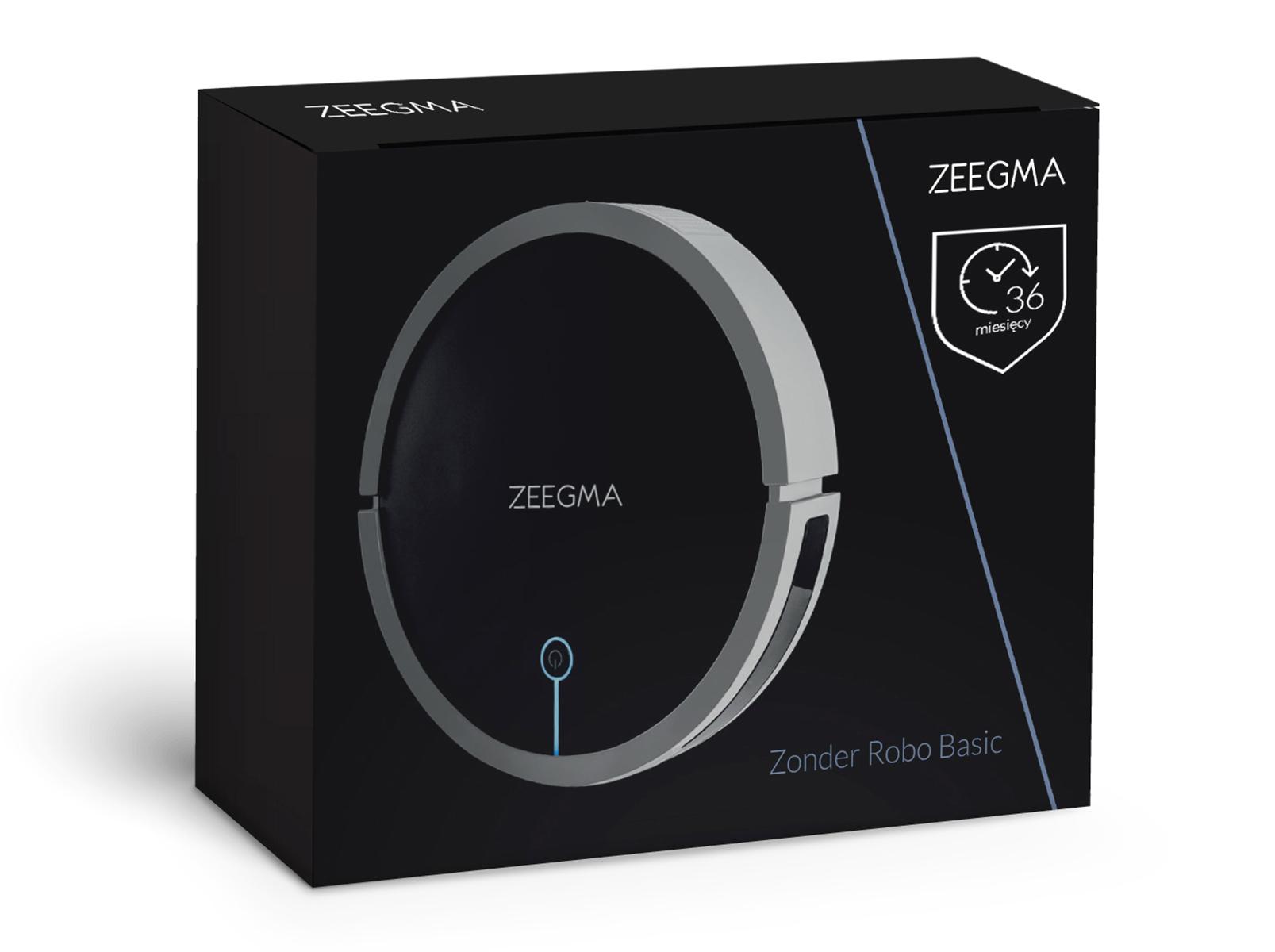 Odkurzacz automatyczny Zeegma Zonder Robo Basic 1500PA