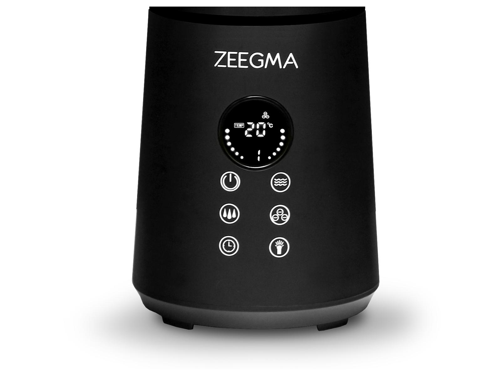 Nawilżacz powietrza Zeegma Vers ION White