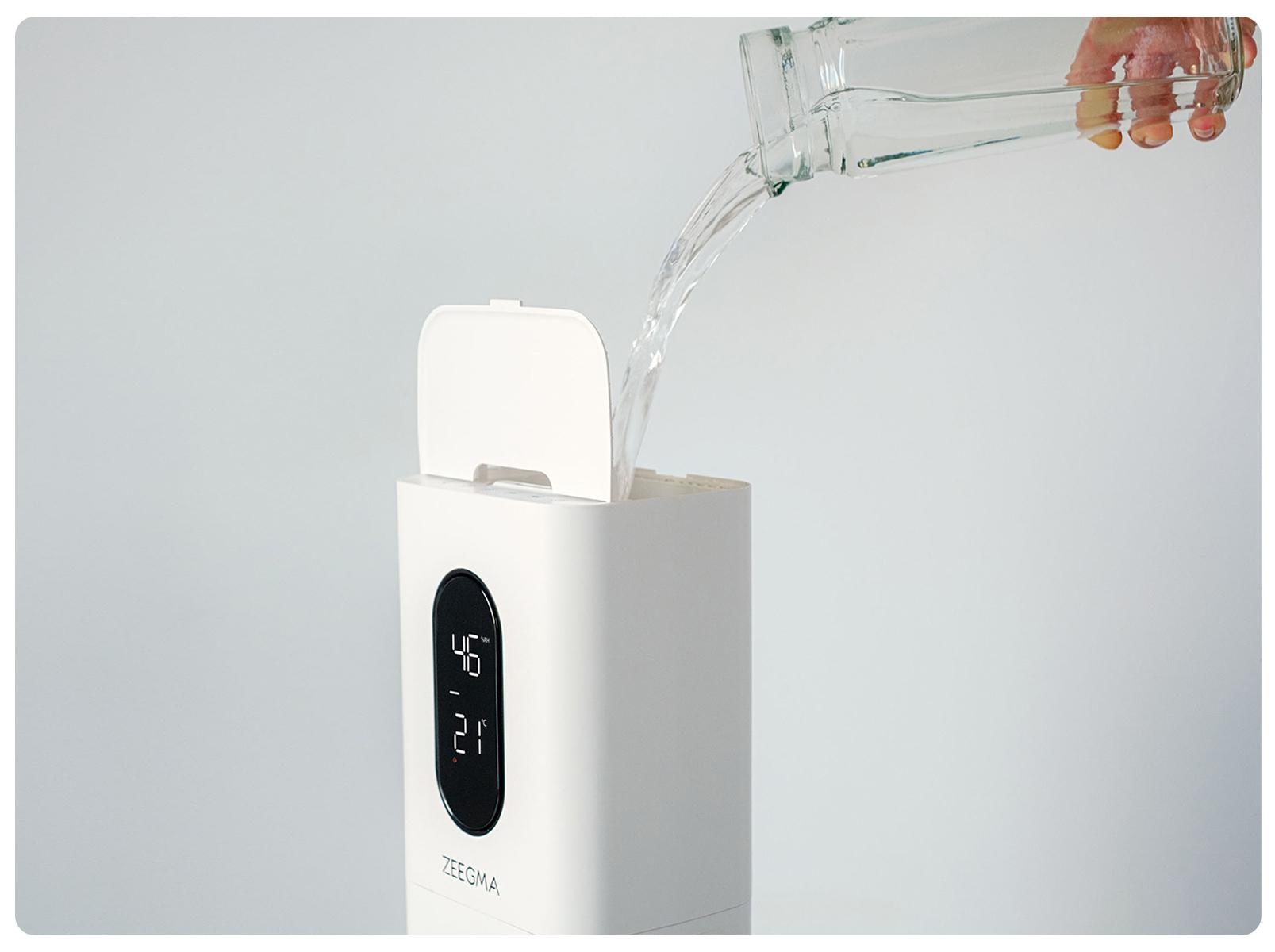 Nawilżacz powietrza Zeegma Vers UV