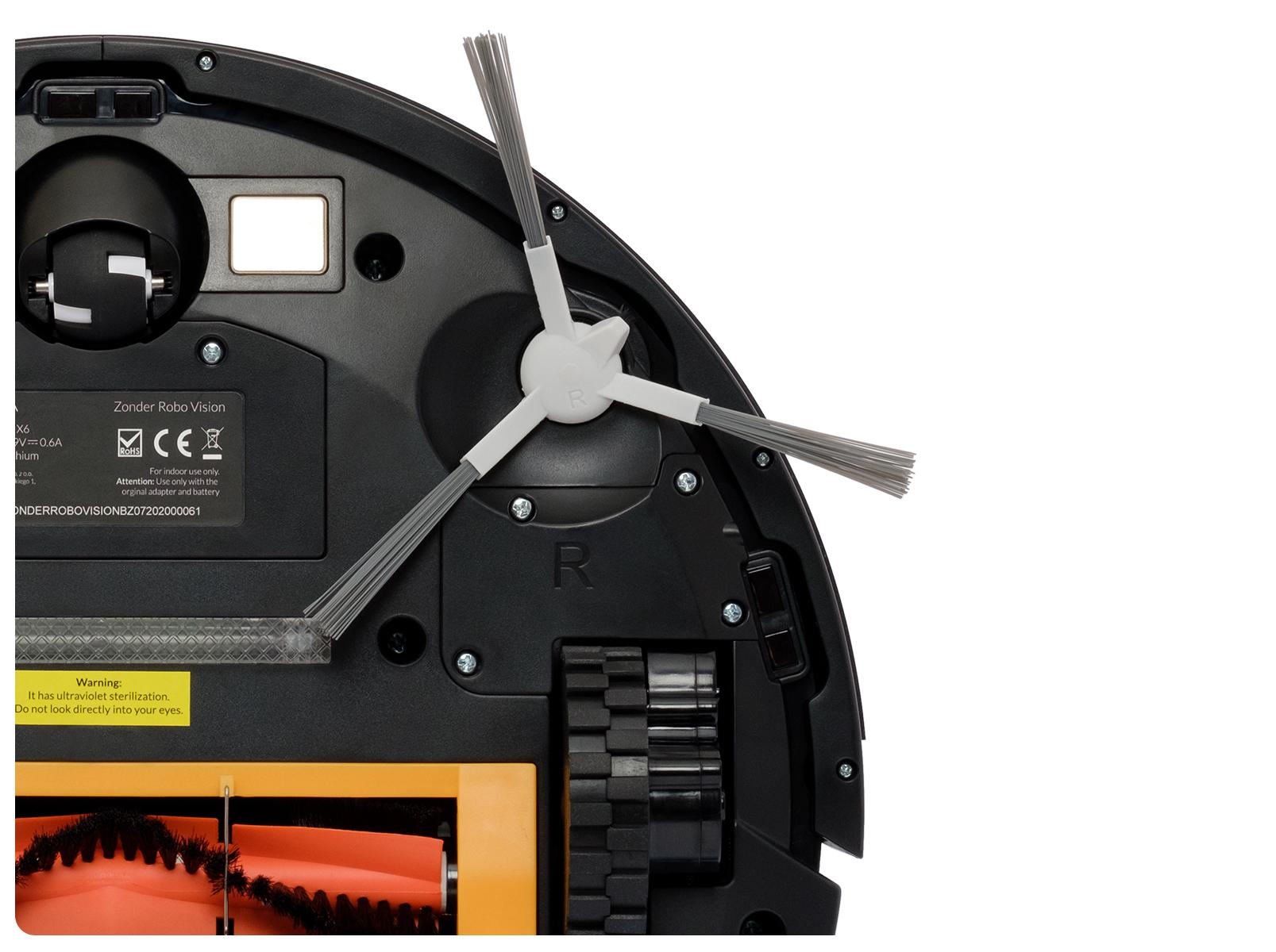 Odkurzacz automatyczny Zeegma Zonder Robo 1500PA